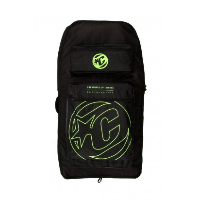 creatures double  bodyboards travel bag