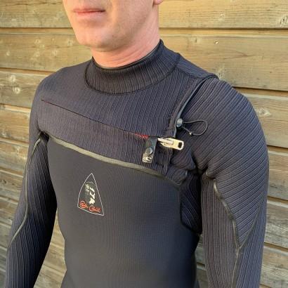 oneill legend fz 45 35mm blk combinaison surf hiver