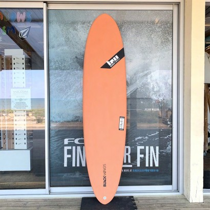 surf blackwings 7'6 egg surf orange