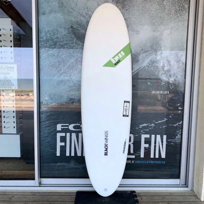 surf blackwings 6'6 egg cobra cristal clear
