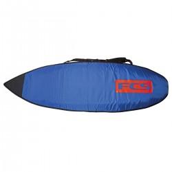 "housse surf 6'7"" Classic Fun Board Steel Blue/White"