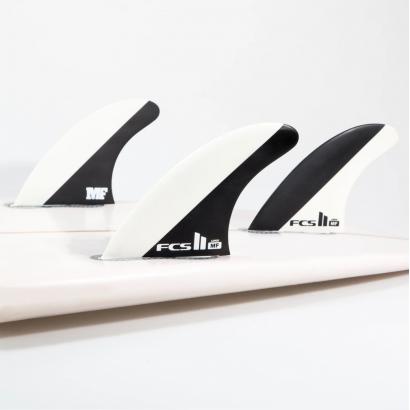 derives surf fcs II mf black white medium tri set
