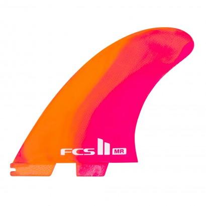 fcsII mr pc xlarge tri retail fins  multi colour swirl