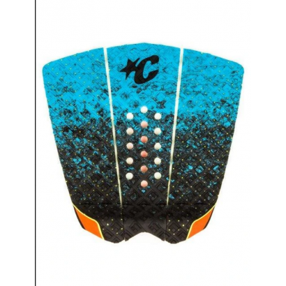 pad surf creatures mini griffin cyan fade orange
