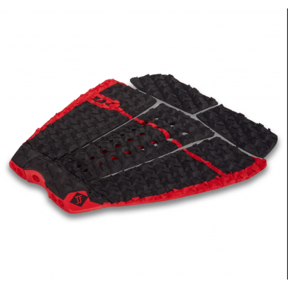 pad surf dakine john john florence pro surf traction pad black red