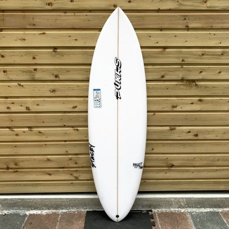 surf pukas bullet twin 5'11 lee stacey