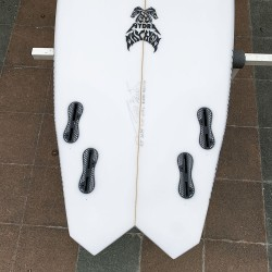 surf lost hydra 5'5 fcs2