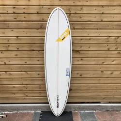 surf blackwings 6'8 egg wave cristal clear