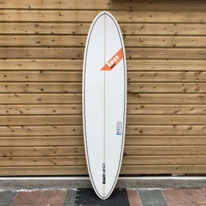surf blackwings 6'8 egg wave cristal clear