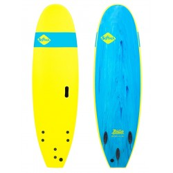 surf softech roller 7'6 orange