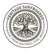 Heritage surfboards